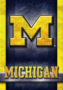 Michigan Wolverines Football Colors