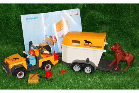Playmobil Pferdetransporter 3249 In Bruchsal
