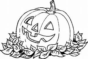 Halloween Pumpkin Coloring Pages Free Holiday Coloring
