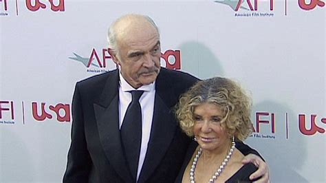 Pics Of Sean Connery Wife