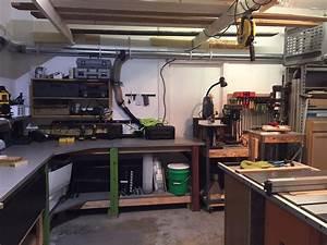 Craig's Garage Workshop - The Wood Whisperer