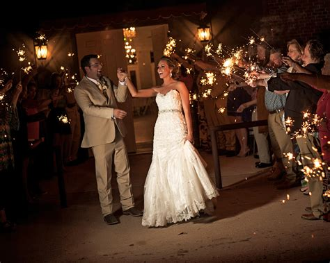20 Wedding Sparklers Premium Gold Wedding Sparklers