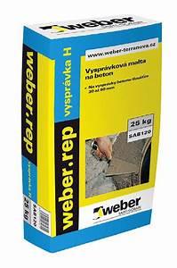 Oprava vydroleného betonu