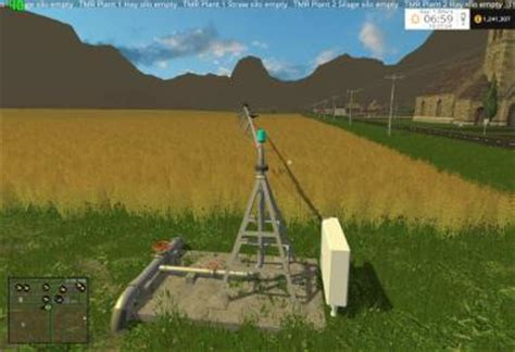 pivot irrigation  gamesmodsnet fs fs ets  mods