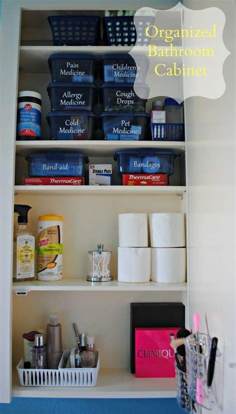 Medicine Closet Organization Ideas by Organizing Medicines Aid Supplies Makeup