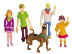 Scooby-Doo Mystery Solving Crew Playset Character Direct Ltd Favorite Characters