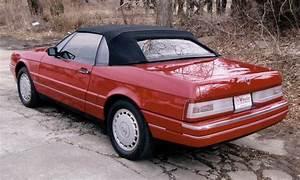 1990 CADILLAC ALLANTE 2 DOOR - 39736