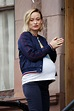 OLIVIA WILDE on the Set of Life Itself in New York 03/21 ...