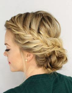 hair styles for thin hair enma watson braided updo hairstyles updo 1398