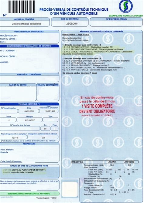 vente voiture controle technique plus de 6 mois vente sans ct et ct de complaisance vie pratique forum pratique