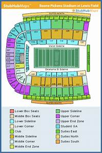 Oklahoma State Football Boone Pickens Stadium Espn