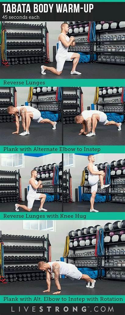 Workout Tabata Metabolism Minute Start Livestrong Boosting