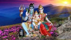 The gallery for --> Lord Shiva Family Wallpapers High ...