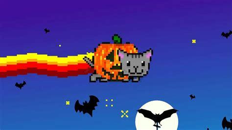 Nyan Nyan Halloween Cat Version [original]