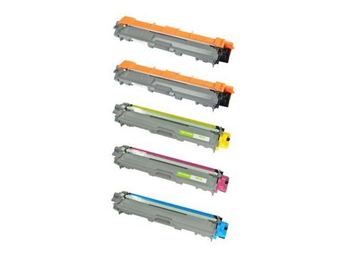 It comes out with wireless networking. 5PK For Brother Combo TN221 Black TN225 Color Toner ...