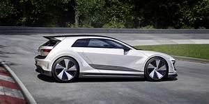 Golf Sport Volkswagen : volkswagen unveils golf gte plug in hybrid sport concept ~ Medecine-chirurgie-esthetiques.com Avis de Voitures