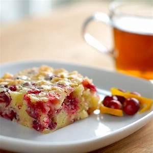 a really lovely cranberry orange cake to make