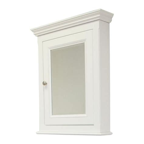 white medicine cabinet zenith products wall cubby medicine cabinet white the