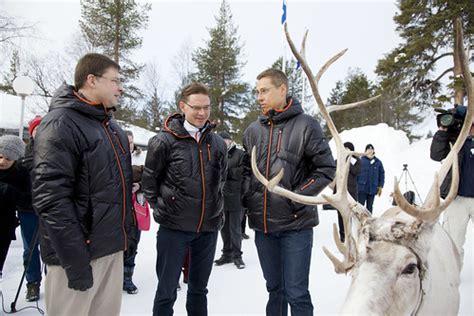 V.Dombrovskis Somijā piedalās Eiropas līderu neformālajā s… | Flickr