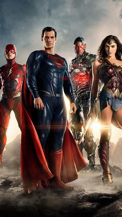 Justice League Iphone Wallpapers Android Film 4k