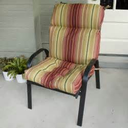 high back patio chair cushions home depot furniture lovely high back patio chairs high back patio