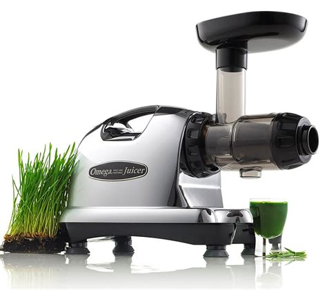 juicer juicers omega wheatgrass masticating j8006 electric wheat grass amazon vegetable hard they slow nutrition center leafy veggies presses powerful