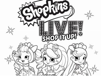 Shopkins Coloring Pages Ticket Printable Tickets Result
