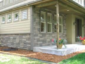 Patio Or Decking by Vinyl Stone Siding
