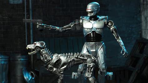 neca toys unveils images robocop terminator