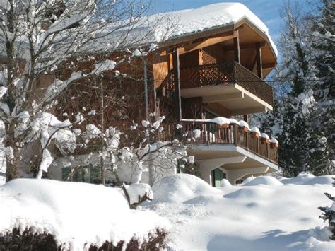 chalet fischer samoens ski chalet for self catered ski holidays snowboarding and summer