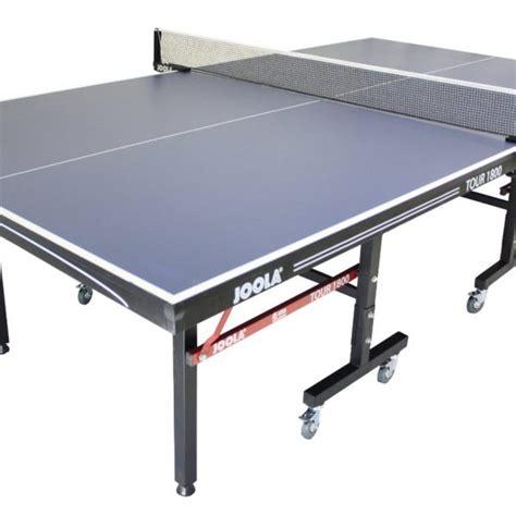 joola ping pong table joola tour 1800 ping pong table
