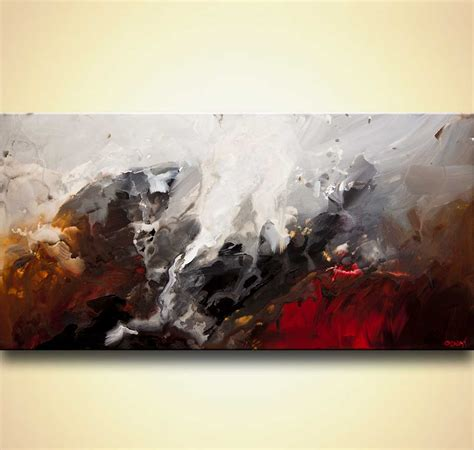Painting Abstract Art Modern Abstract Painting 8110