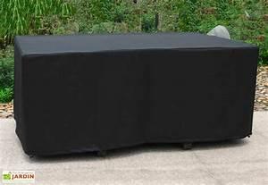 Housse D Hivernage Pour Salon De Jardin : housse de protection pour table 170x105 dcb garden dcb ~ Dailycaller-alerts.com Idées de Décoration