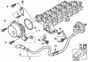 Original Parts For E39 525d M57 Touring    Engine   Vacuum