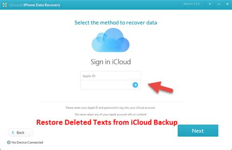how to recover deleted texts from iphone how to recover deleted text messages on iphone free