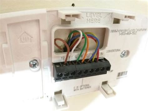wire thermostat   gas  dual fuel hvac