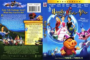 Happily N'Ever After - Movie DVD Scanned Covers ...