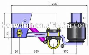 Pneumatic Semi Trailer Air Bag Schematic