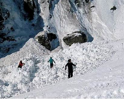 Avalanche Resort Swiss Switzerland Rescue Skiers Europe
