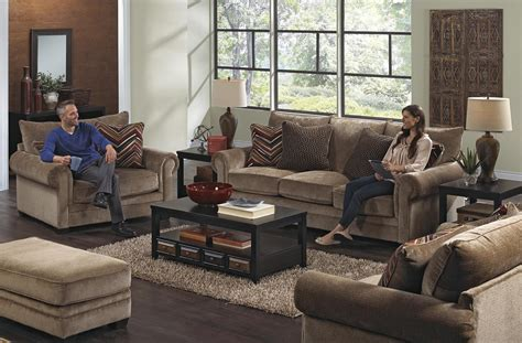 Furniture Row Living Room Groups by Stationary Living Room By Jackson Furniture Wolf