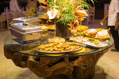 cuisine cormier cormier resort haiti