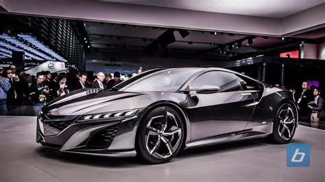 next gen honda acura nsx available for pre order