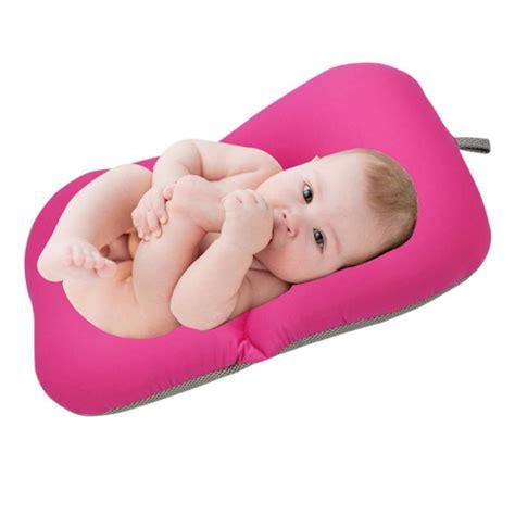 baby bath mat foldable baby bath tub baby float bath mat seat antiskid