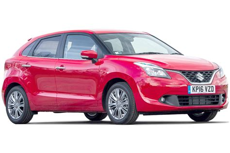 Suzuki Baleno Hatchback Review