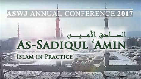 Aswj Annual Conference 2017