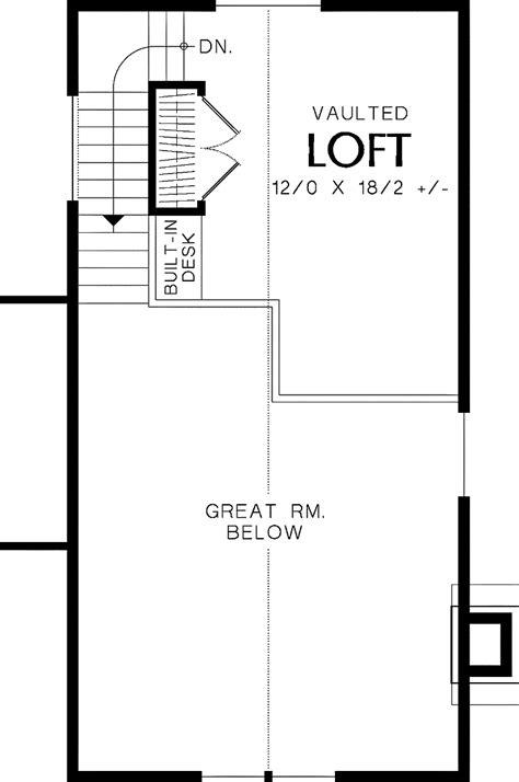 loft house plans smalltowndjscom