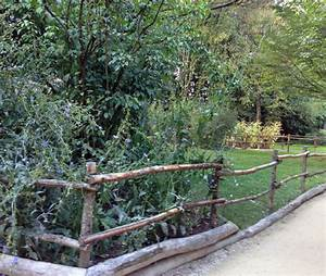 Barrière En Bois Jardin : barri res de jardin en bois ~ Premium-room.com Idées de Décoration