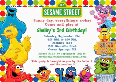 Related Of Rhymes Wording Invitation 3rd Birthday