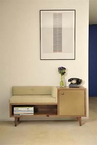 Sitzbank Flur Vintage : retro sitzbank im flur furniture home decor homemade ~ Watch28wear.com Haus und Dekorationen