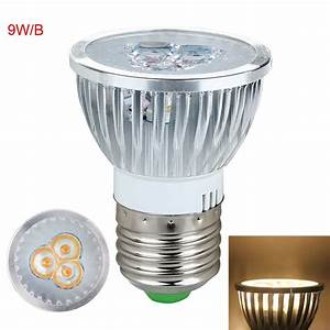 Gu10 Led Lamp : new dimmable high power 9w 15w e27 gu10 mr16 led lamp spotlight warm cool white ebay ~ Watch28wear.com Haus und Dekorationen